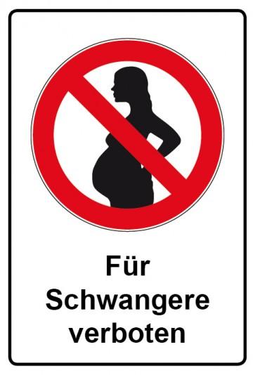 Kombi Aufkleber Für Schwangere verboten