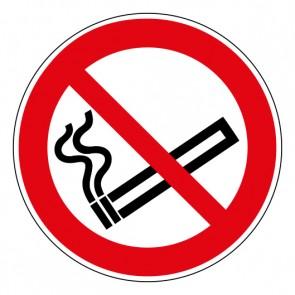 Schild Verbotszeichen Rauchen verboten · ISO 7010 P002
