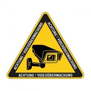 Schild Videoüberwachung TYP 35
