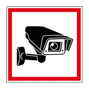 Schild Videoüberwachung TYP 41