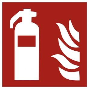 Aufkleber Brandschutzzeichen Feuerlöscher | stark haftend