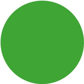 QS Aufkleber blanko · grün